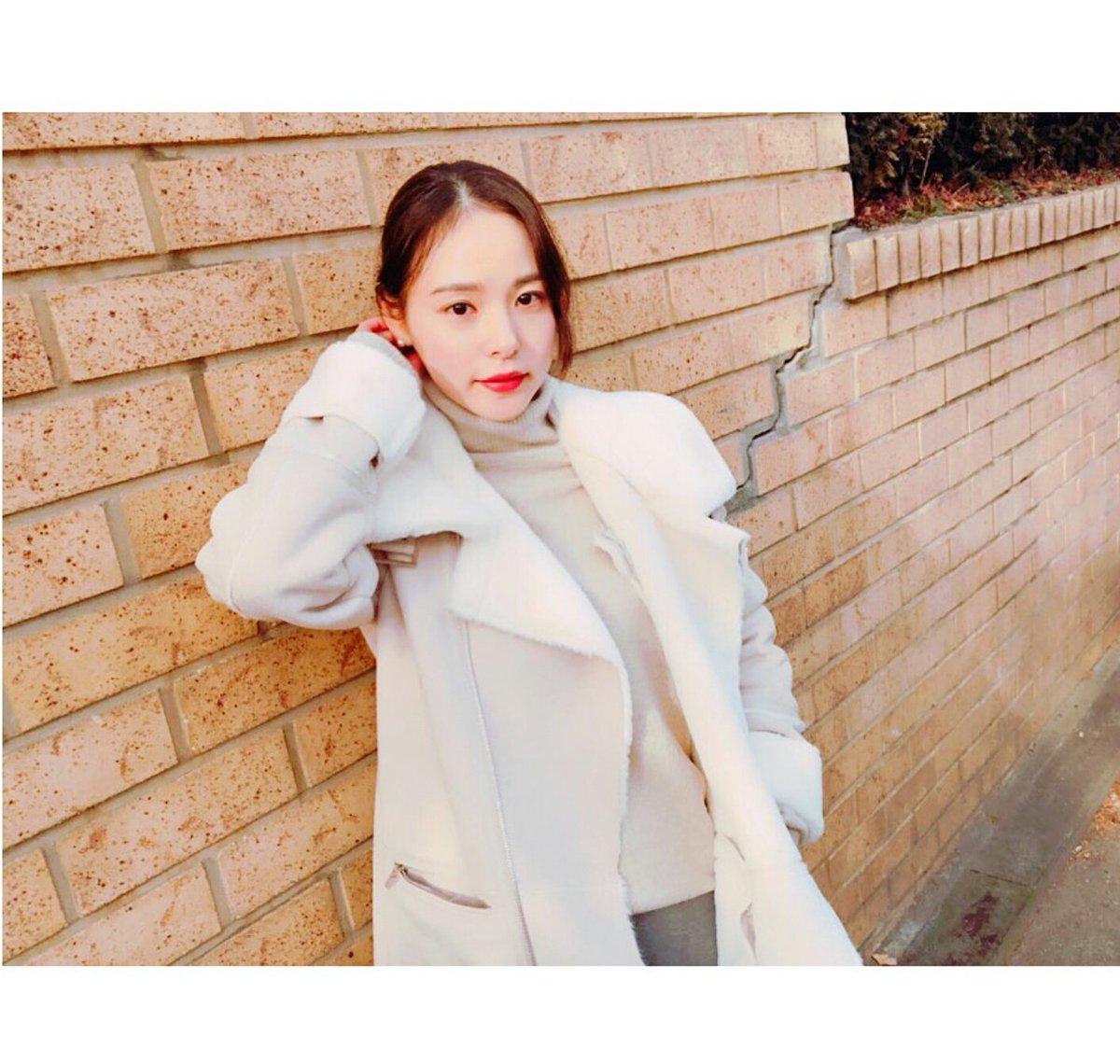 min hyo rin instagram