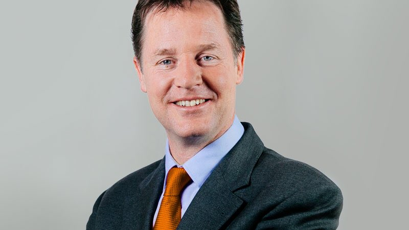 Arise Sir Nicholas Clegg - for services to bankrupting every student in Britain!