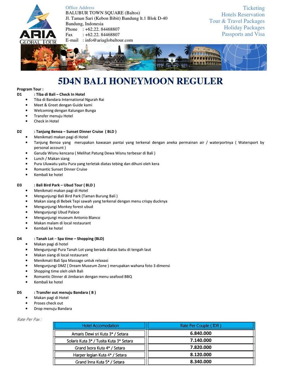 New Update Paket Tour Domestik Bali Apr 2017 Mar 2018 Watersports Tanjung Benoa Include Lunch Aria Global Ariaglobaltour 26 Dec