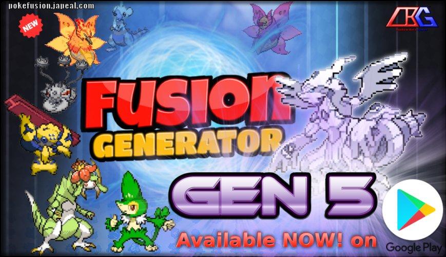 PokeFusion Generator on Twitter: