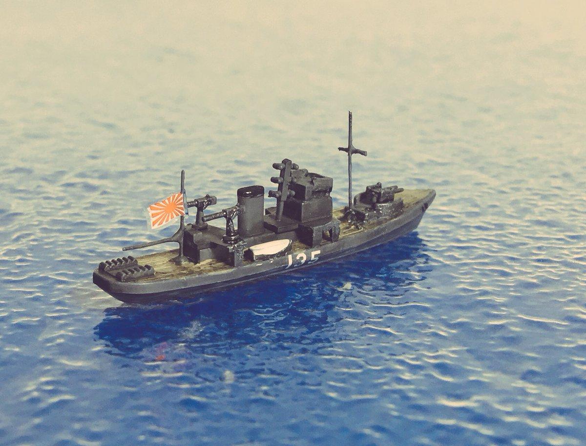 """めめろく on Twitter: """"第一号型哨戒特務艇第135号は1948年5月海保へ ..."""