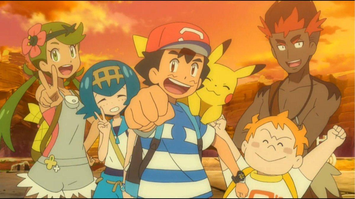 もうすぐアニメ ポケットモンスターが始まります!楽しみですね。#anipoke...