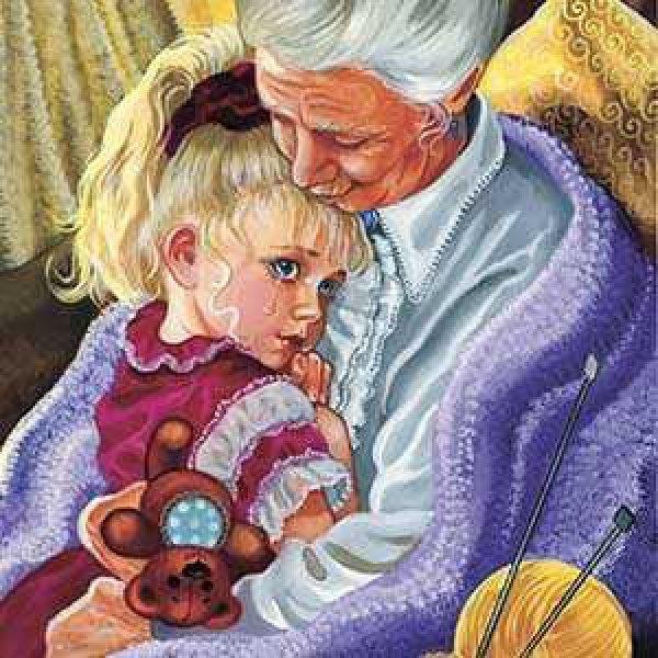 Гангстерами, открытки о любви к внукам и детям
