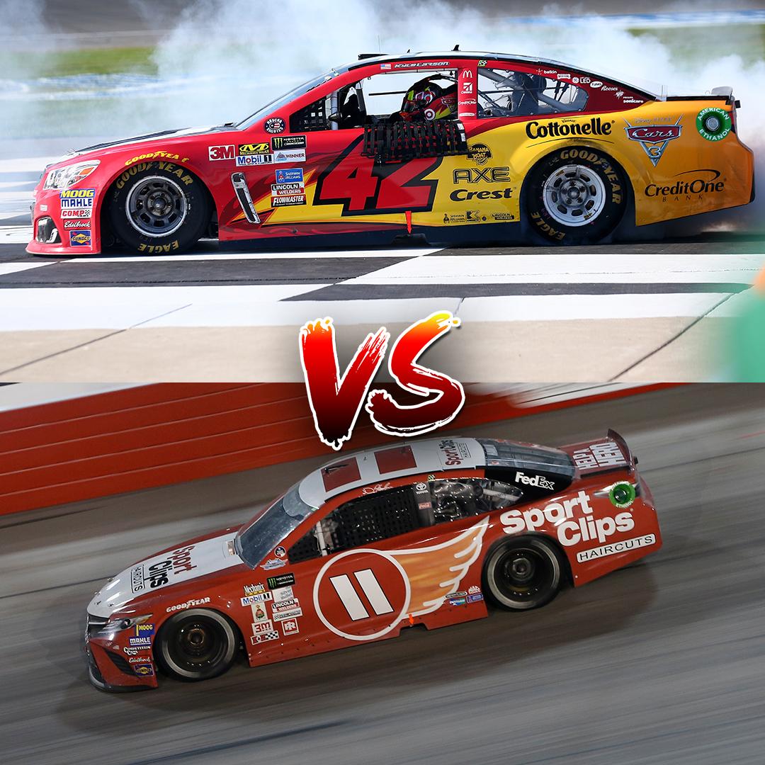 "NASCAR On NBC On Twitter: ""Halfway Through Round 1 Of The"