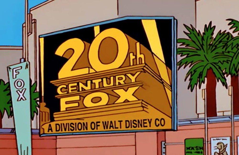 The Simpsons' 'previu' que a Fox faria parte da Disney em episódio de 1998 https://t.co/O0kPPQhlYs #G1