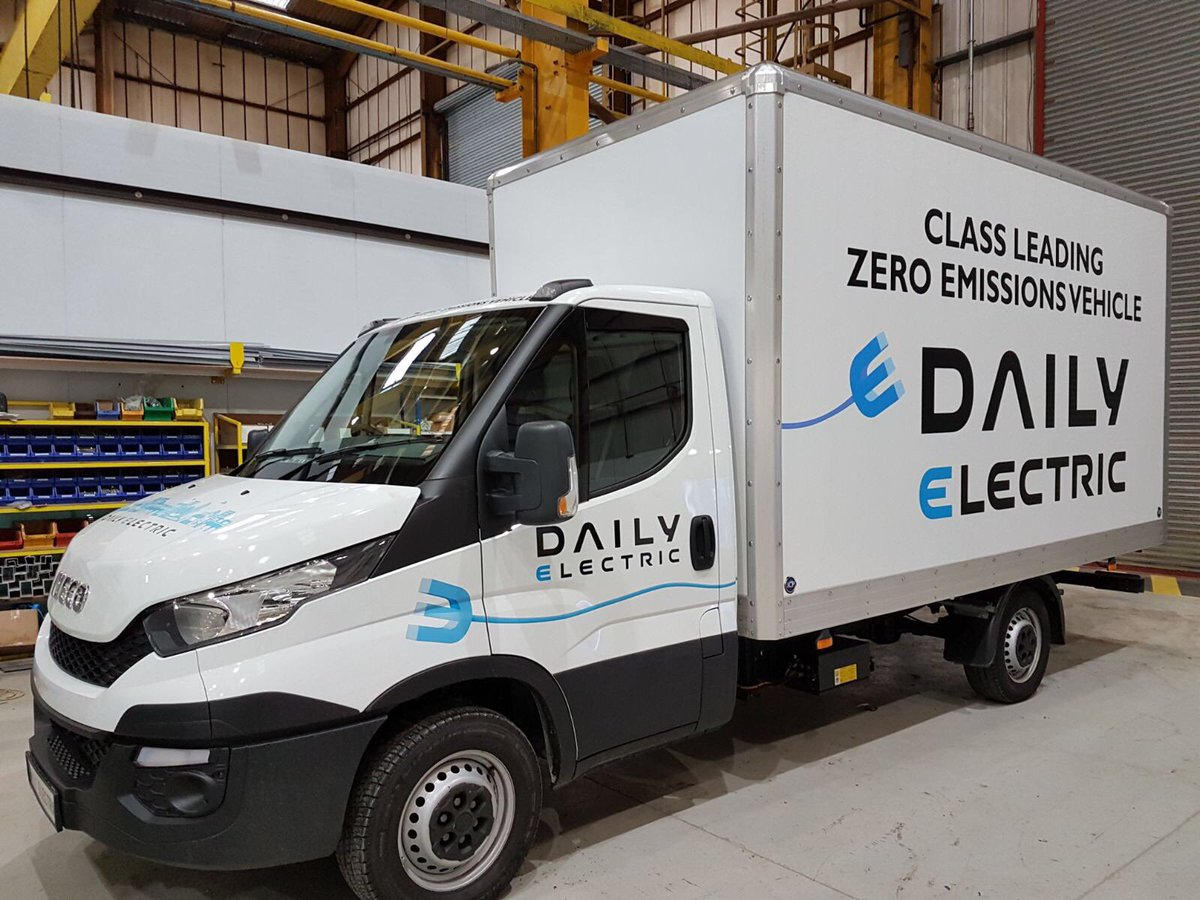 guest iveco trucks on twitter the future of vans and how they are rh twitter com Iveco Daily 2002 Iveco Daily 4x4