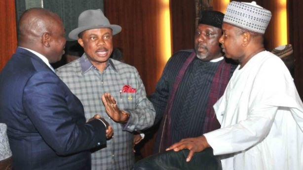 Just In: Governors Approve $1b Excess Crude Money To Fight Boko Haram