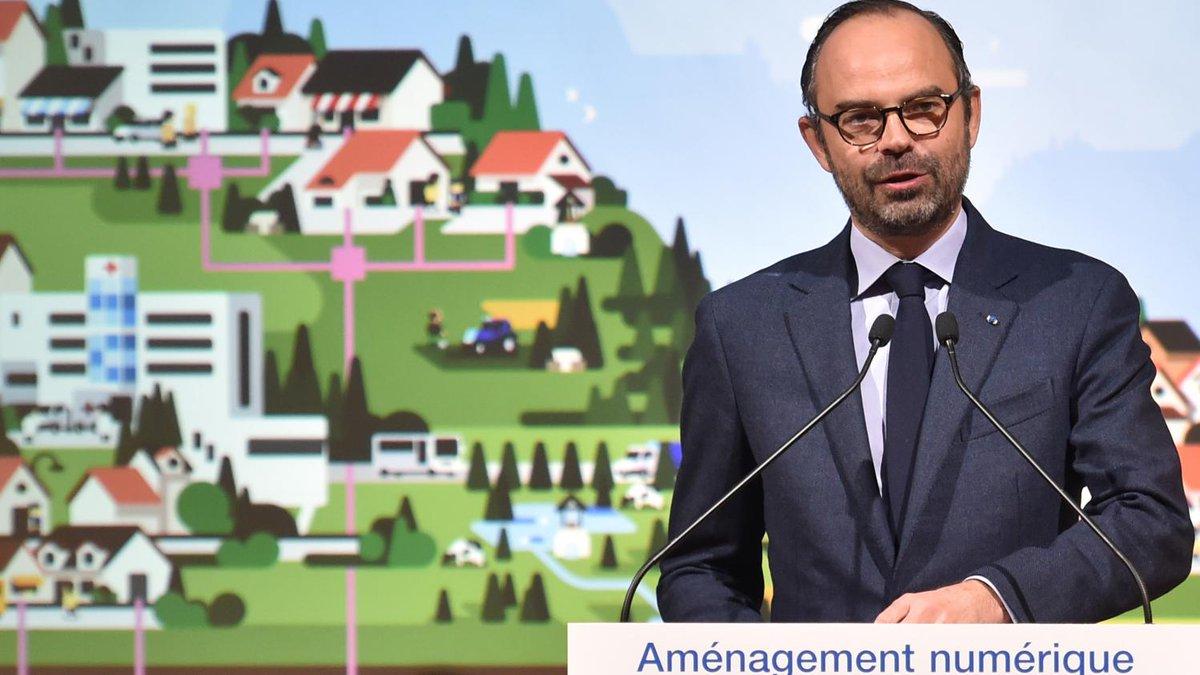 Le gouvernement débloque 100 millions d'euros supplémentaires pour atteindre le très haut débit dans toute la France d'ici 2022  https://t.co/MOMUXbjrGa