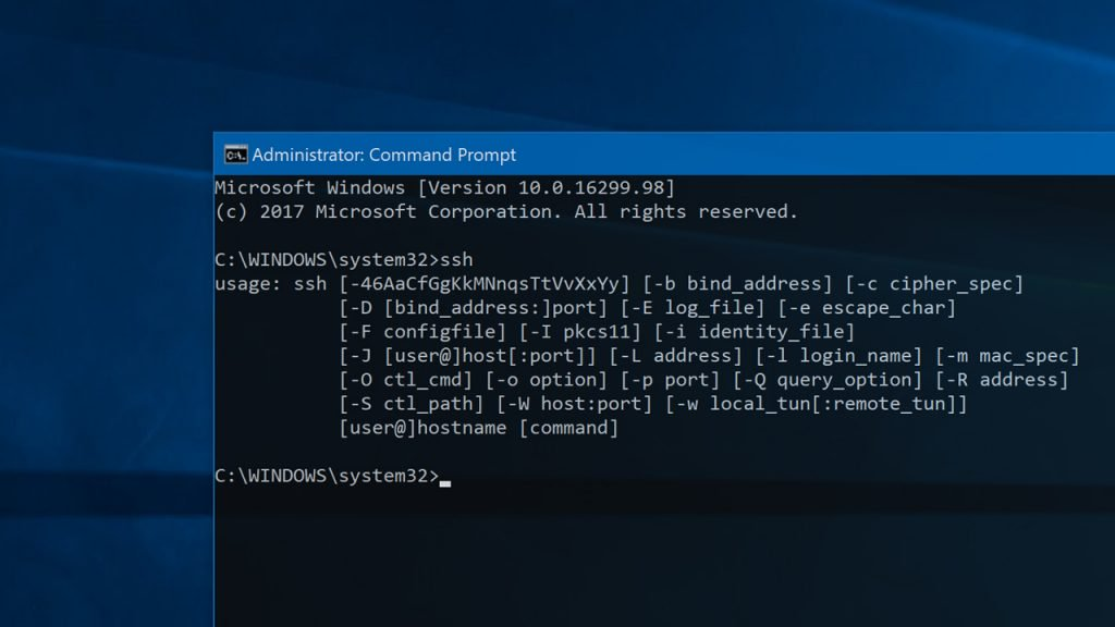 Microsoft Adding a Built-in OpenSSH Client to Windows 10 - by @mehedih_ - https://t.co/mjmbuWvWMe