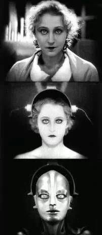BRIGITTE HELMS in METROPOLIS (1927) by Fritz Lang #scifi #classic <br>http://pic.twitter.com/18Q5kc44dy
