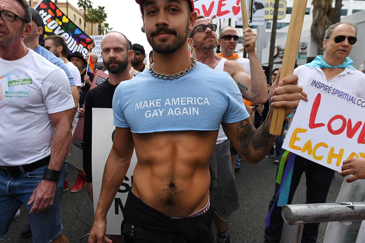 Gay americans pay more taxes for fewer rights