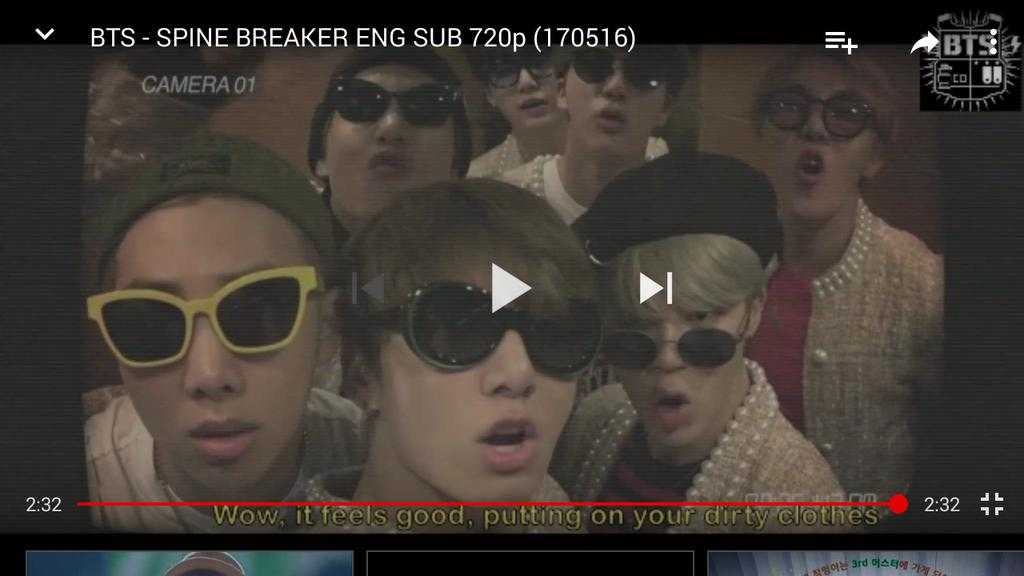 Who still watches this!?.  its full of memes.. @BTS_twt  the vdo is lit.! This whole thing is crack.. I died laughing ROFL  #BTSBBMAs #btsspinebreaker<br>http://pic.twitter.com/sYMUavN4H0