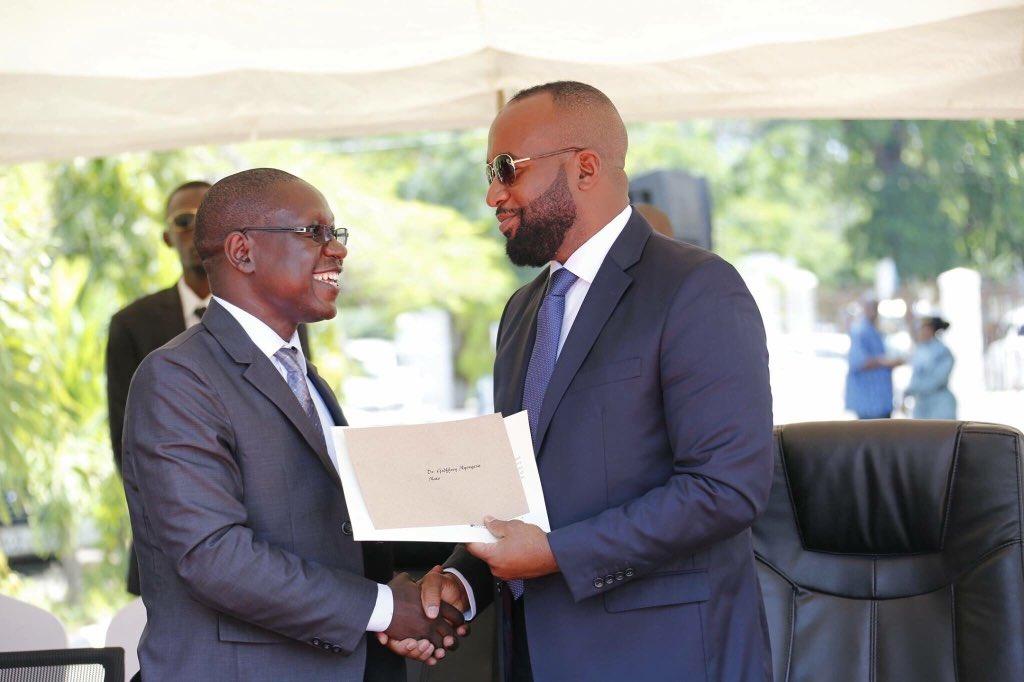Mombasa County On Twitter Dr Godffrey Nyongesa Nato He