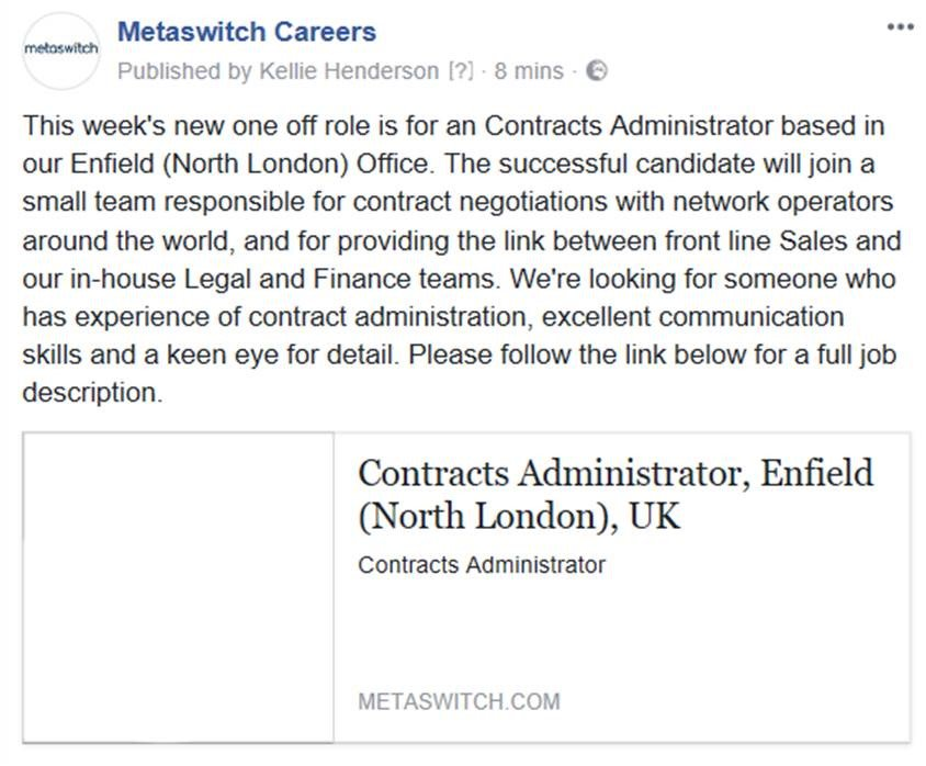 Metaswitch Careers Joinmetaswitch  Twitter