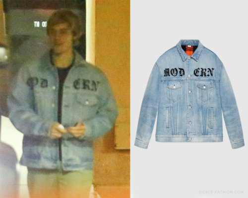Gucci Oversize Denim Jacket With Appliqués in Light Blue Denim -... #justinbieber #bieber https://t.co/980qp3Q9xZ