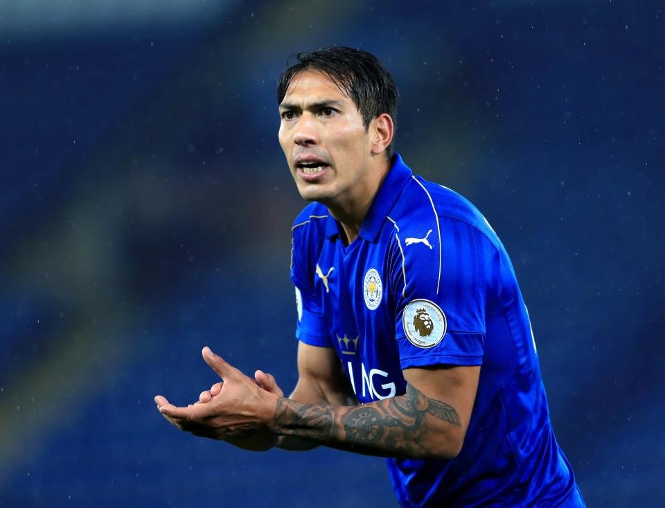 Aston Villa are reportedly keen to sign Leicester City striker Leonardo Ulloa. #avfc <br>http://pic.twitter.com/A1QlfrH7sh