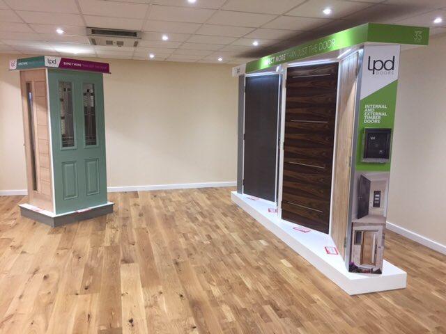 LPD Doors on Twitter \ Our stands looking great in Buildbase Stowemarket 😊 #lpddoors #leeds #buildbase @BuildbaseUK\u2026 \  & LPD Doors on Twitter: \