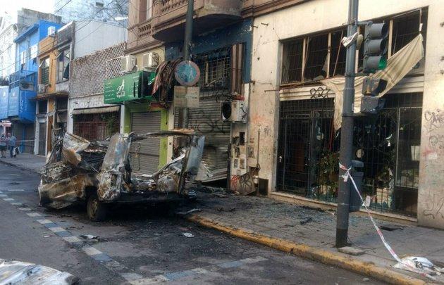 Buenos Aires | Explotó una camioneta en cercanías del Congreso