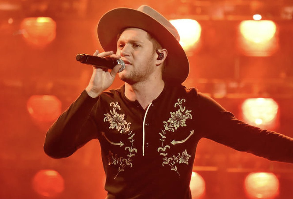 😳 @NiallOfficial is planning his second solo album already, and he'll be working with a HUGE collaborator (👀 @imjmichaels) 😆💕 >>> https://t.co/ok9EtJEVIl