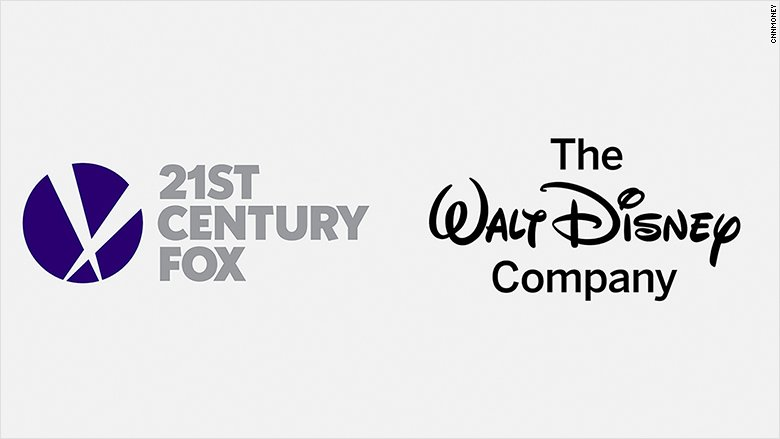 Disney is buying most of 21st Century Fox for $52.4 billion https://t.co/kziyZvTqfD