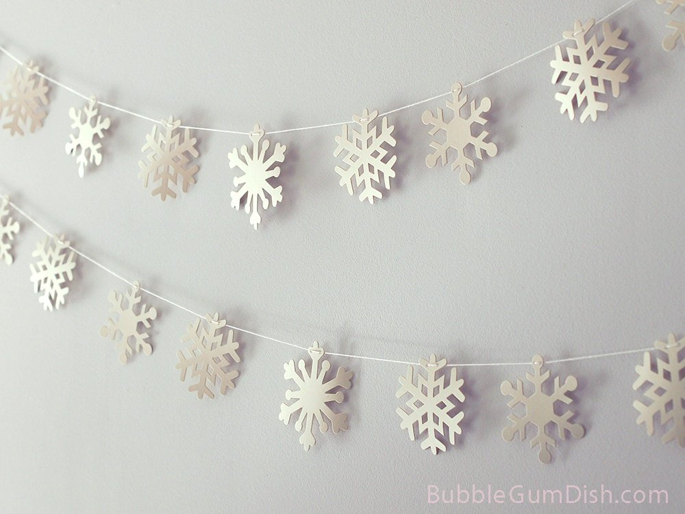 For paper snowflake patterns