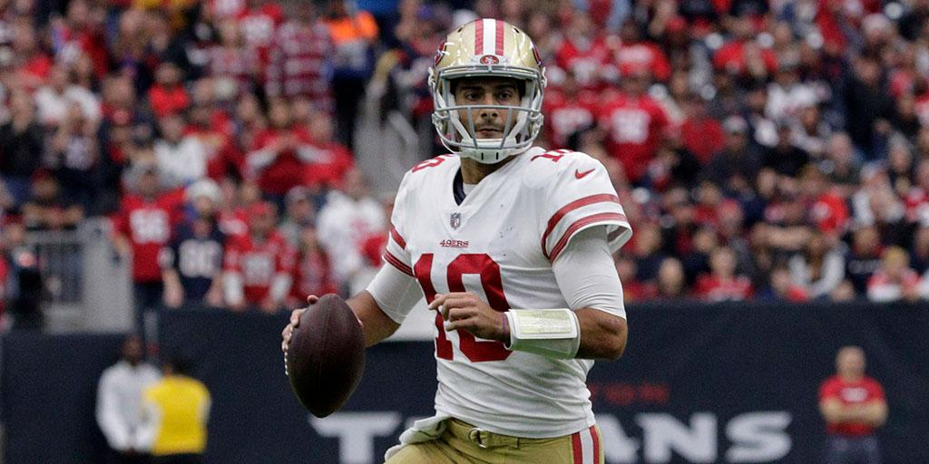 Franchise tag or long-term extension for @JimmyG_10? https://t.co/qKDDCOThis