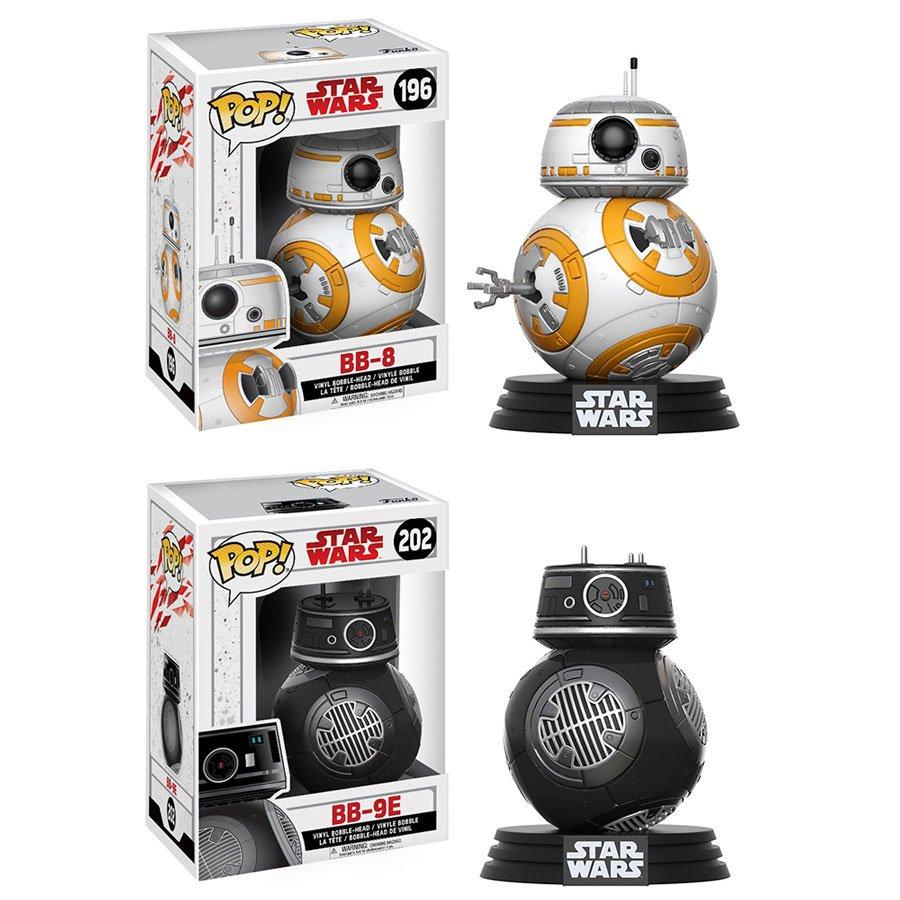 RT @OriginalFunko: RT & follow @OriginalFunko for the chance to win a BB-8 and BB-9E Pop! prize pack! #BB8 #BB9E https://t.co/wP8uRvVW2l