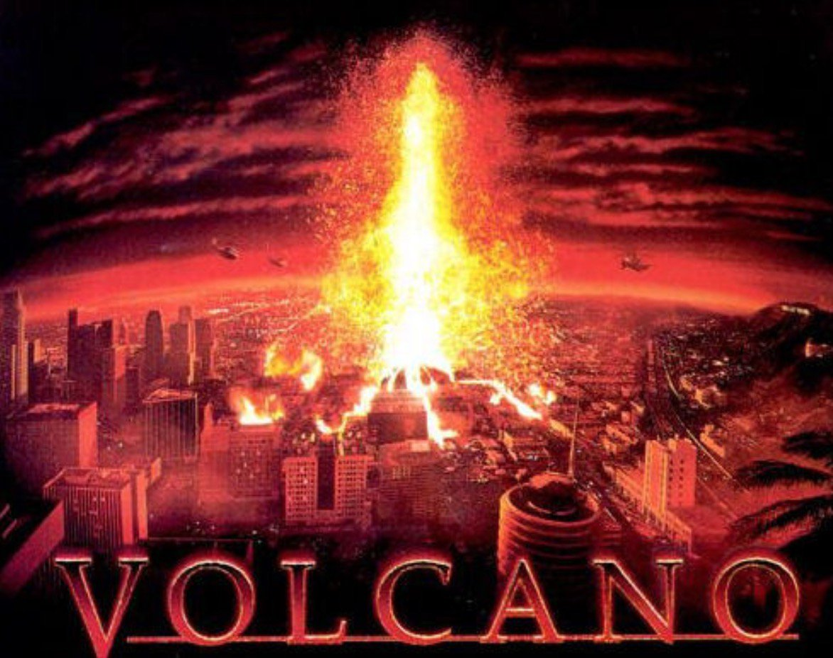 It's always the way. A scientist sees a natural disaster coming our way, nobody listens, then BOOM it's too late. Luckily this mostly happens in LA. Tommy Lee Jones and Anne Heche star in Volcano at 6.55pm.