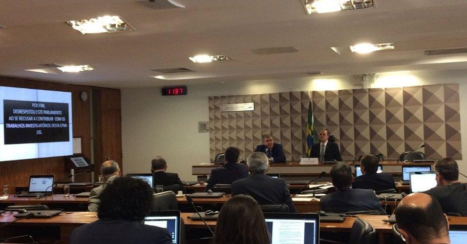 Comissão da JBS | CPI aprova relatório com pedido para apurar Janot https://t.co/MRC3KxQjzx