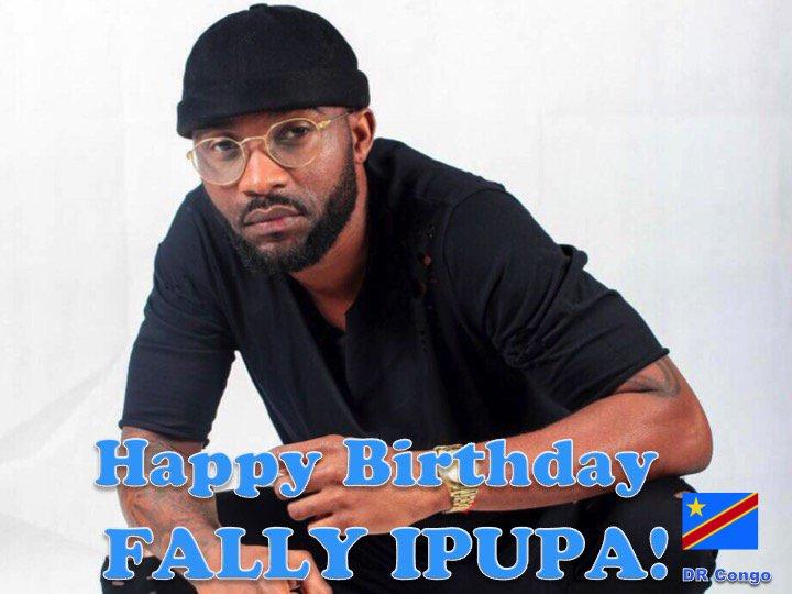 Happy 40th Birthday to DR of the Congo's #FallyIpupa! @fallyipupa01  💖🇨🇩🎤🎶🎼🎸🎂🎉🎁🎈🌟💫🎇