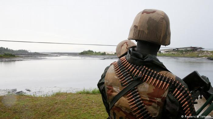 « Etat d'alerte » aujourd'hui pour les troupes qui combattent Boko Haram dans le nord-est du Nigéria après l'attaque d'un poste armée.