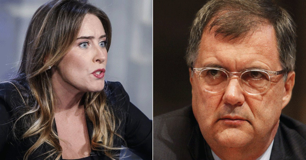 #Vegas ammette: 'Parlai con #Boschi di Banca Etruria' #Consob https://t.co/puQ2f3QyDd
