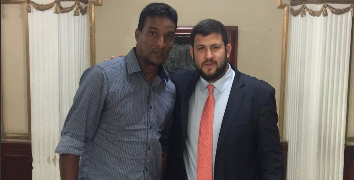David Smolansky y Delson Guarate denunciaron crisis en Venezuela ante Congreso de Colombia https://t.co/XMZi57jsaH https://t.co/ghHIezyTJg