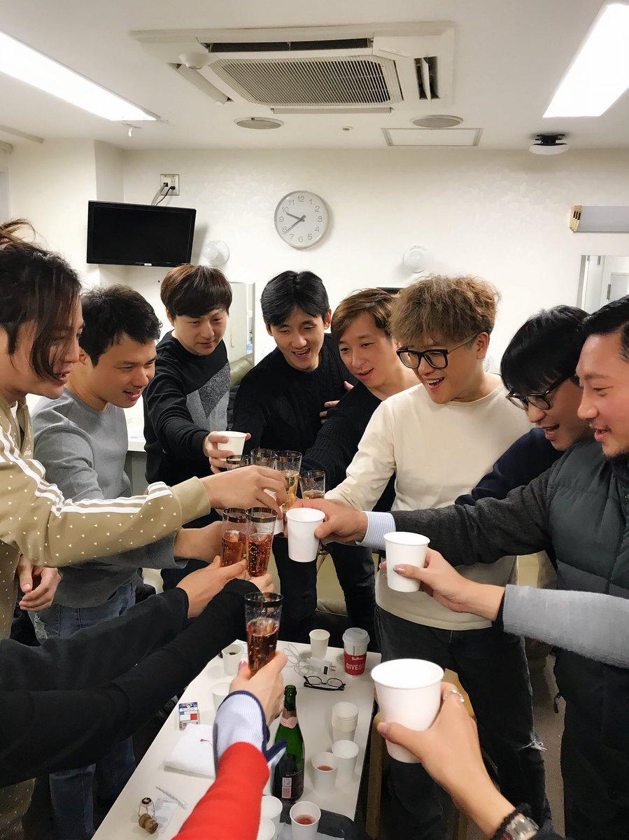 チャン・グンソク CRISHOW4 FUKUOKA 2day 2017 Voyage last day 終了