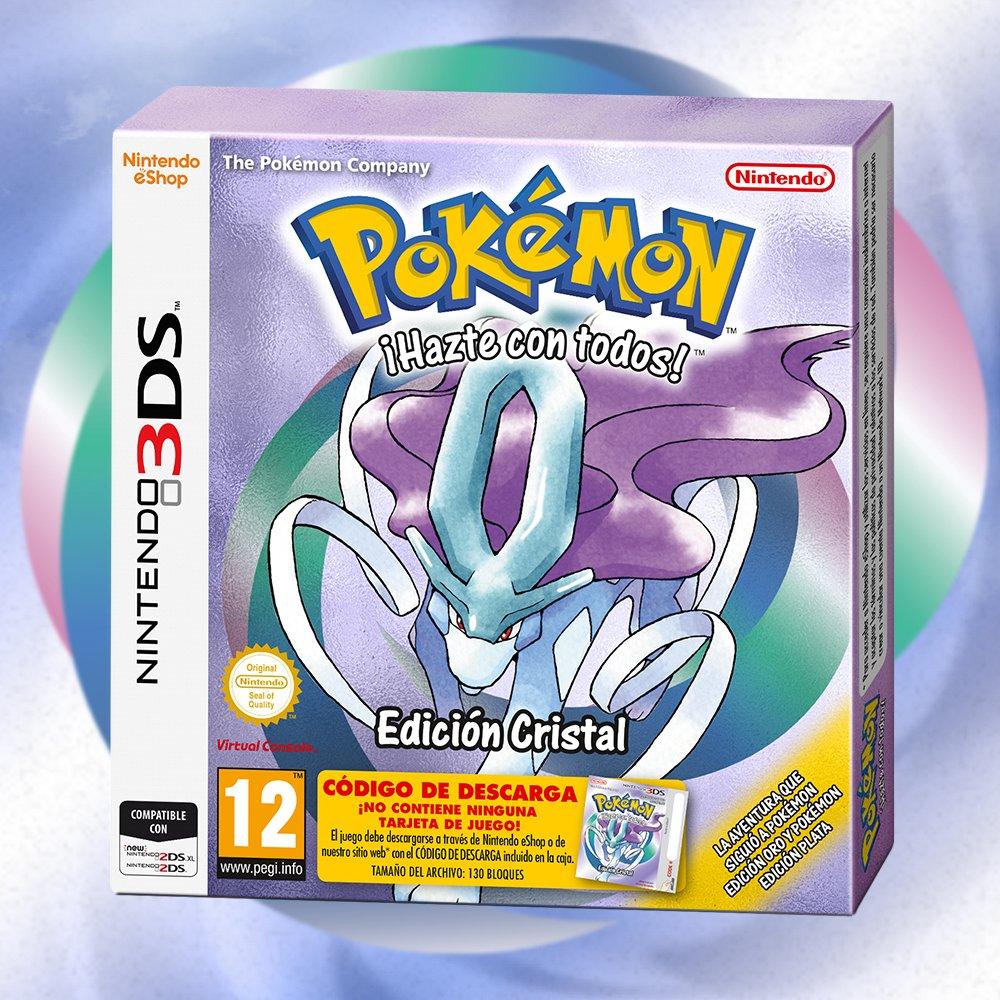 Pok 233 Mon Cristal Llegar 225 Nintendo Eshop Noticias De Juegos