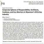 "Image for the Tweet beginning: Paper in @forstsociety - ""Corporate"