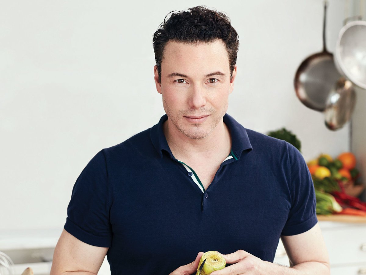 Rocco DiSpirito on the state of food TV in 2017: https://t.co/QWQt7jrxik