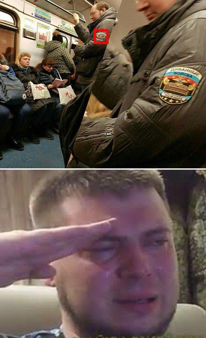наши картинка мужчина отдает честь и плачет нами