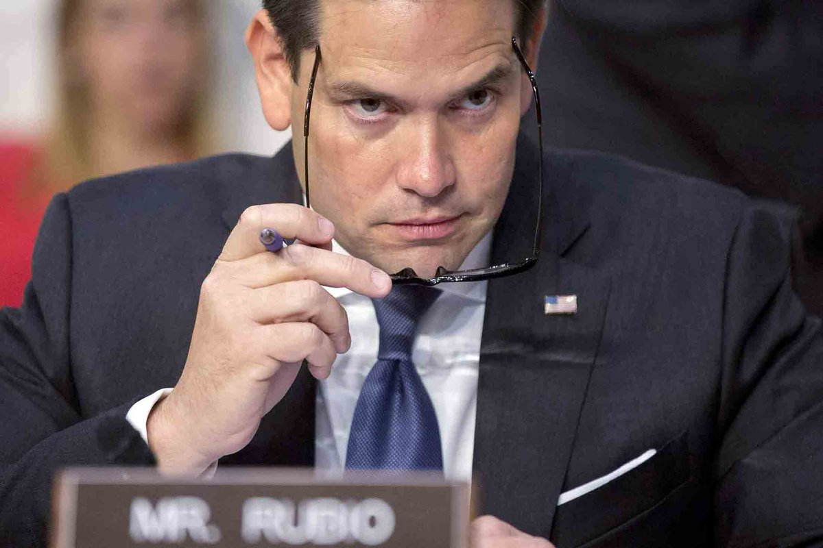 Marco Rubio told Senate leaders he won't vote for a tax-overhaul bill unless it includes a broader expansion of the child tax credit https://t.co/2jQk4E1frw