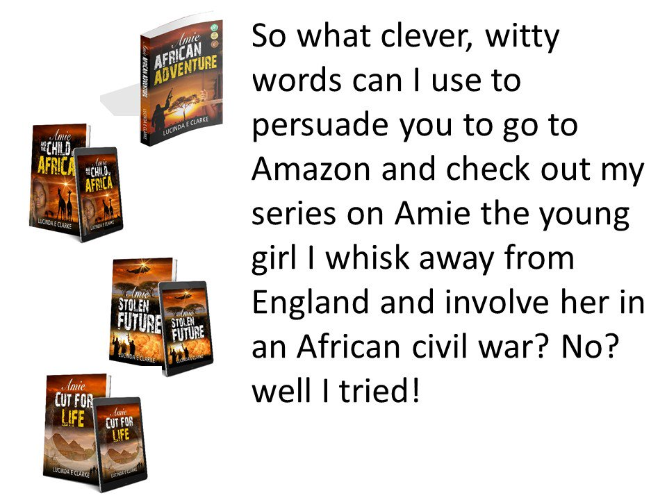 Book 1 @ only $/£ 0.99 worth every cent for hours in Africa under a hot sun so you can forget the cold winter.  https://www. books2read.com/u/bwW1jY  &nbsp;    #suspense #thriller #travel<br>http://pic.twitter.com/5YsaEaEsFv