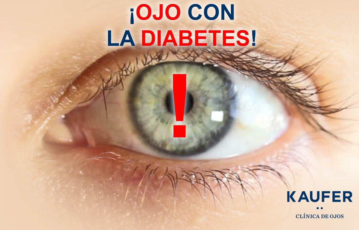 ojos diabetes visión borrosa