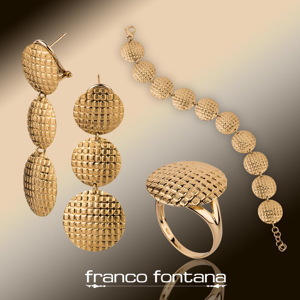 Franco Fontana on Twitter Look classy with fine Italian jewelry