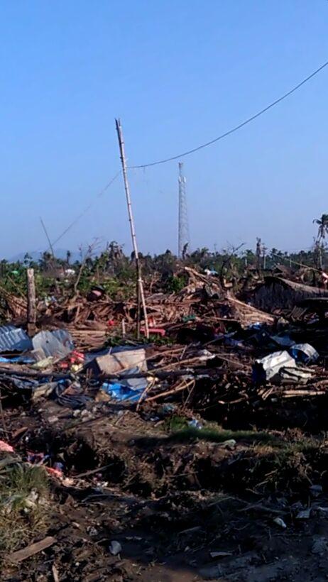 TOM CLARK: Rohingya: All Tore Down / A series of tweets ...