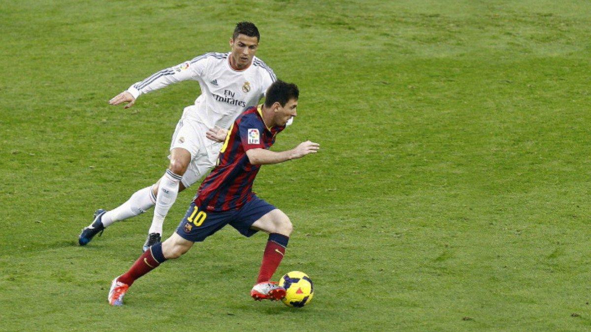 Sembouz's photo on Lionel Messi
