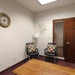 Check out our most recently furnished suite inside the Jacob Grant Plaza! #jacobgrantplaza #downtown #officesuites