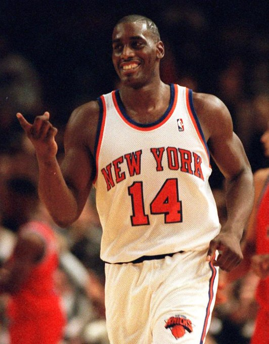 Happy Birthday and Rest In Peace Anthony Mason. My man would\ve been 51 years old today. Gone too soon.