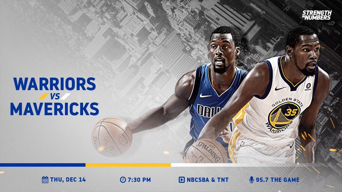 IT'S GAME DAY! The Dubs look to keep the momentum rolling when they host the @dallasmavs.  GAME PREVIEW & TICKETS » https://t.co/AyNkgF027e