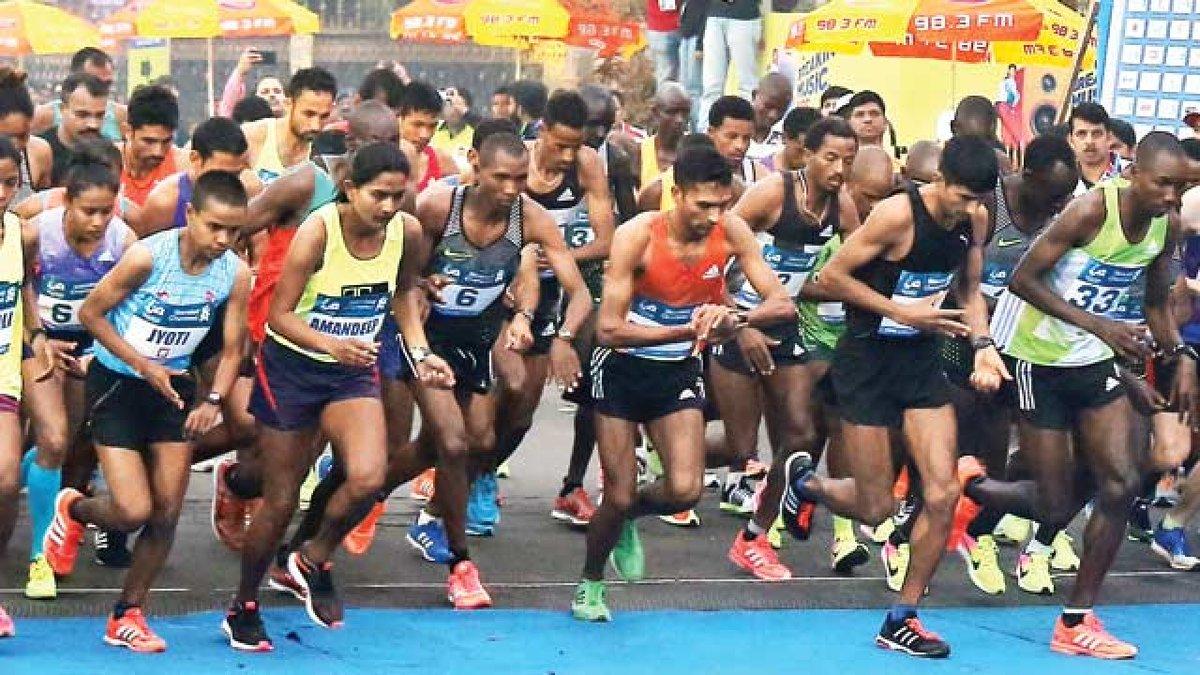 Bombay HC asks BMC to process application to hold Mumbai Marathon  https://t.co/EZUHXR54ae by @plumbermushi