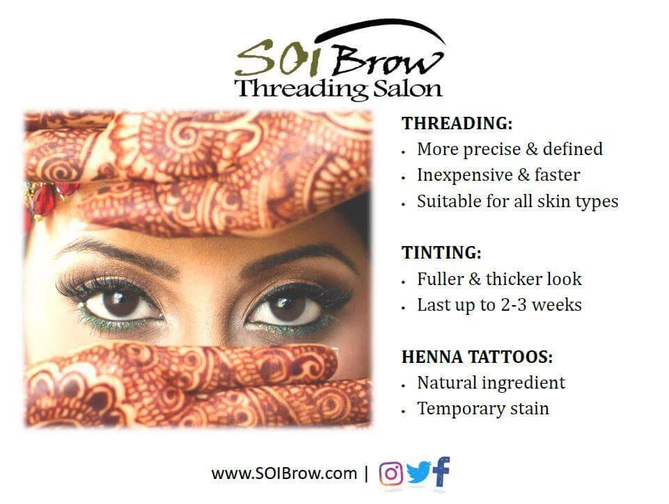 Soi Brow Threading Browthreading Twitter