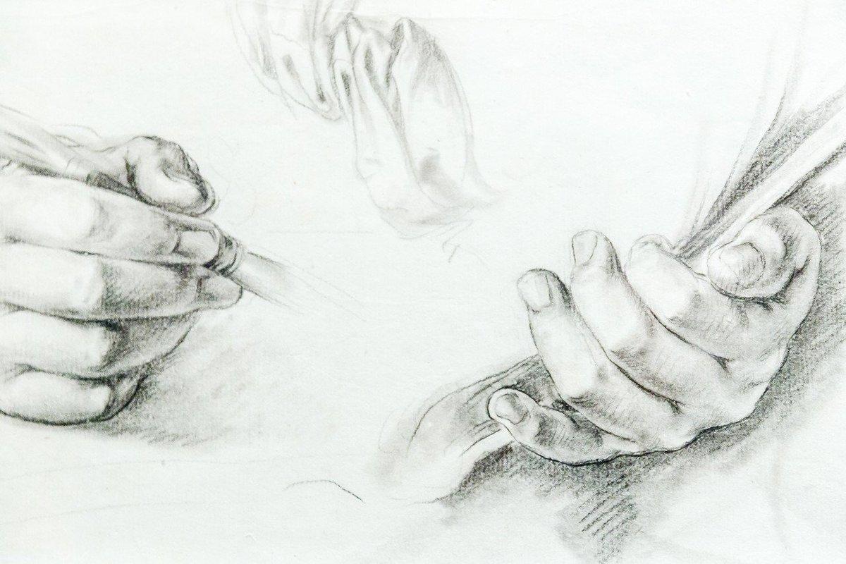 Рисунок карандашом в русском фотошопе